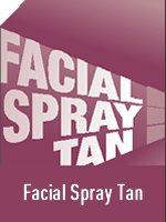 Facial Spray Tan