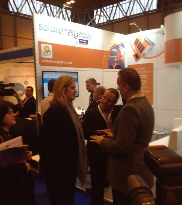 Our Highlights From The Solar Energy UK 2014 Show