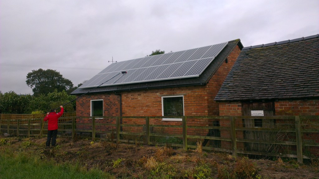 Help can be given if your solar installer has gone out of business