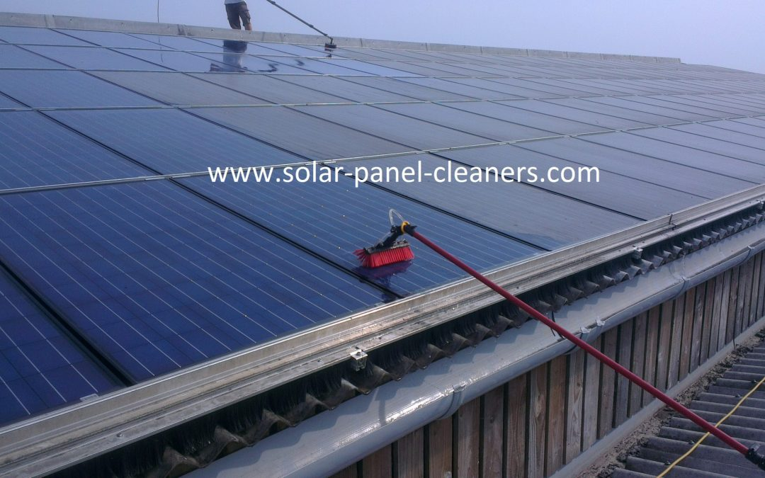 Our Top 8 Facts About Solar Panel Cleaning