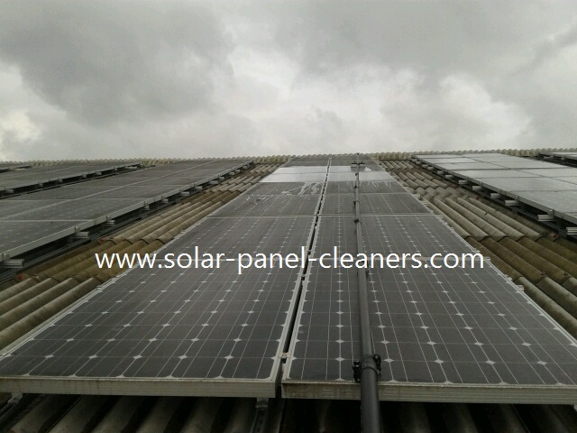 Solar Panel Cleaning Finished On 9 Schools Nr Croydon, Surrey