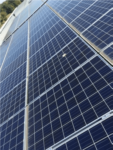 Solar panel cleaning Coventry