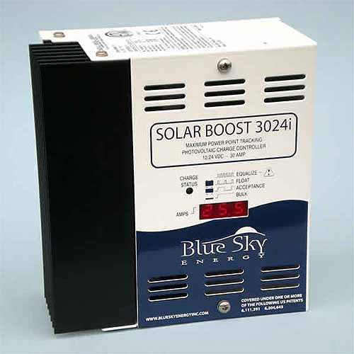 Blue Sky Energy Solar Boost 3024DiL 30A MPPT Charge Controller