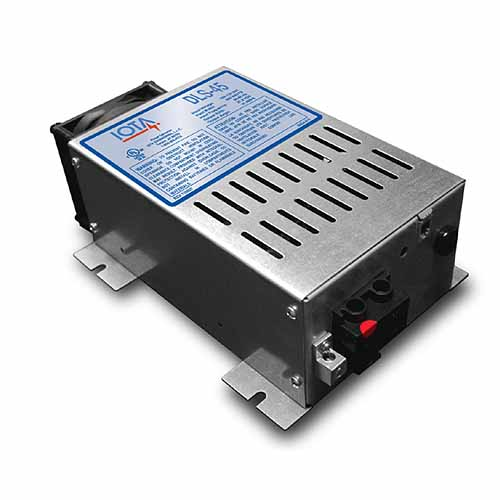 IOTA DLS-45 - 12Volt Battery Charger / Power Converter