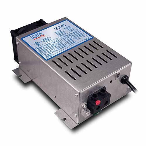 IOTA DLS-55 - 12Volt Battery Charger / Power Converter