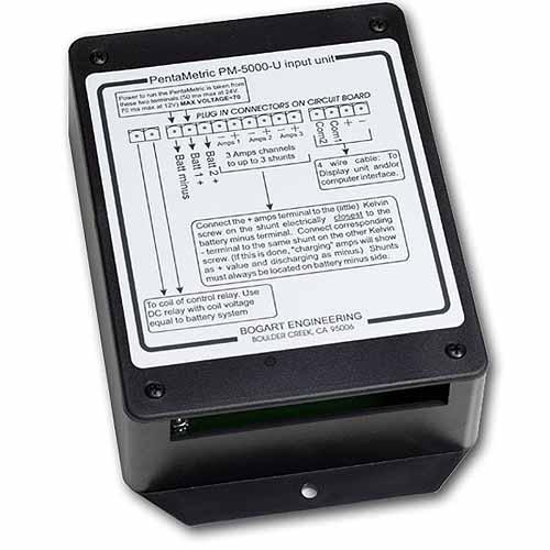 Bogart Engineering PM-5000-U Pentametric Input Unit