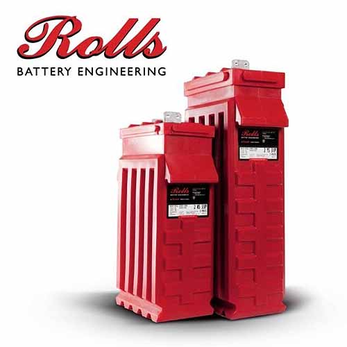 Rolls Surrette 2 KS 33P Deep Cycle Industrial Flooded Battery