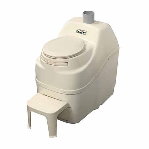 Sun-Mar Excel NE Non-Electric Composting Toilet