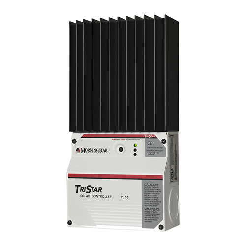 Morningstar TriStar TS-60 60A PWM Charge Controller