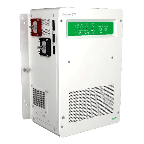 Schneider Electric CONEXT SW 4048 3800W 48V 120/240VAC Inverter/Charger