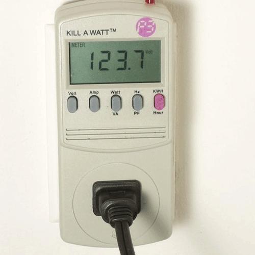 P3 International P4400 Kill-A-Watt Energy Meter