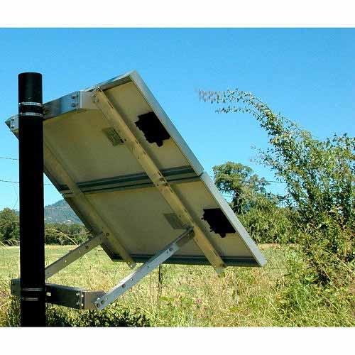 Tamarack Solar UNI-SP/02, Side of Pole Solar Panel Mount