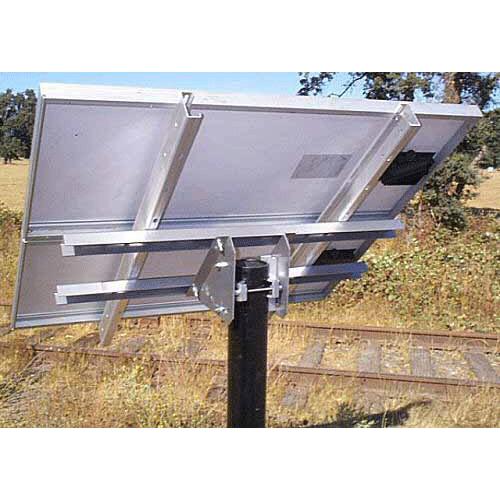 Tamarack Solar UNI-TP/02a, Top of Pole Solar Panel Mount