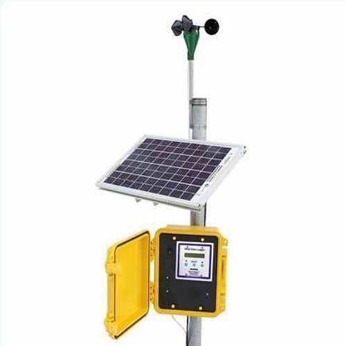 APRS Solar Powered Wind Data Logger