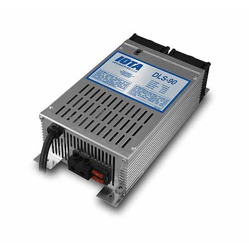 IOTA DLS-90 - 12Volt Battery Charger / Power Converter