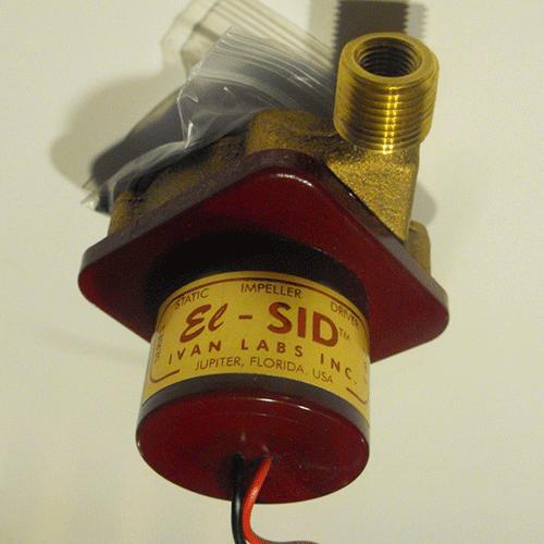 EL SID SID10PV 10W PV Direct Pump