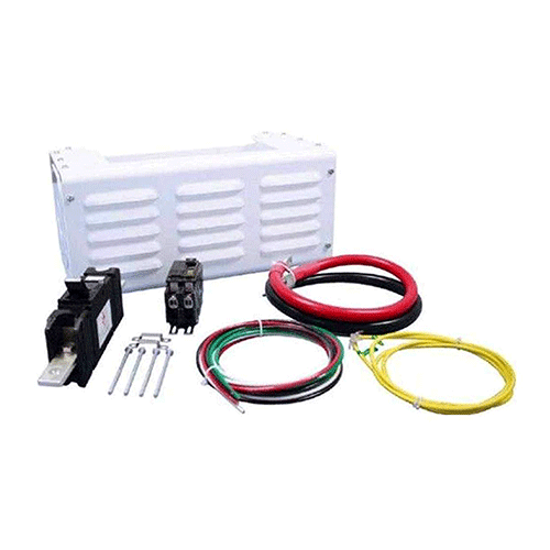 Magnum Energy MPXS-30D-L magnum panel extension box left