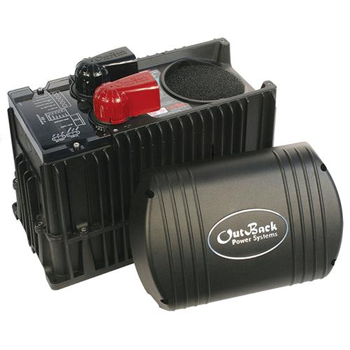 Outback Power GVFX3524 3500W 24V grid-tie inverter/charger