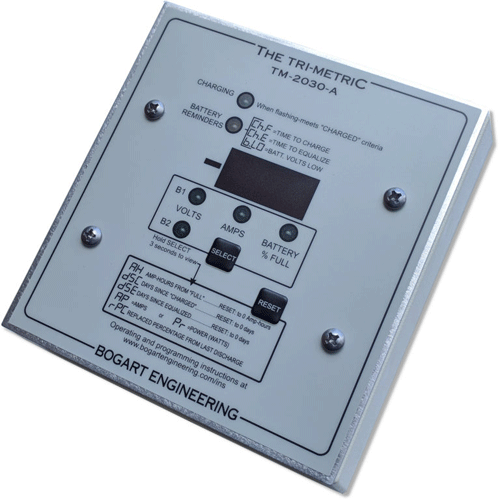 Bogart Engineering TM 2030A TriMetric Battery Monitor