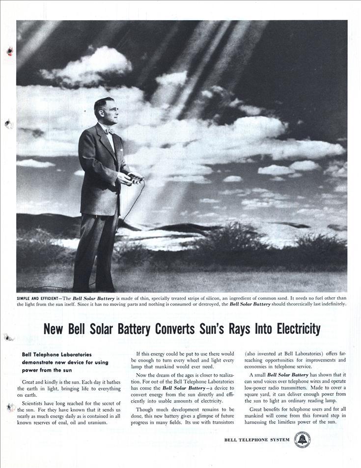 Bell 1954