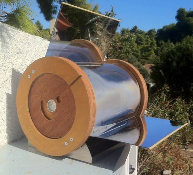 Solsource Solar Stove With Cookware