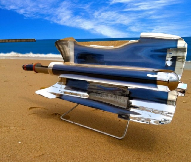 The Gosun Stove Is A Powerful Solar Cooker