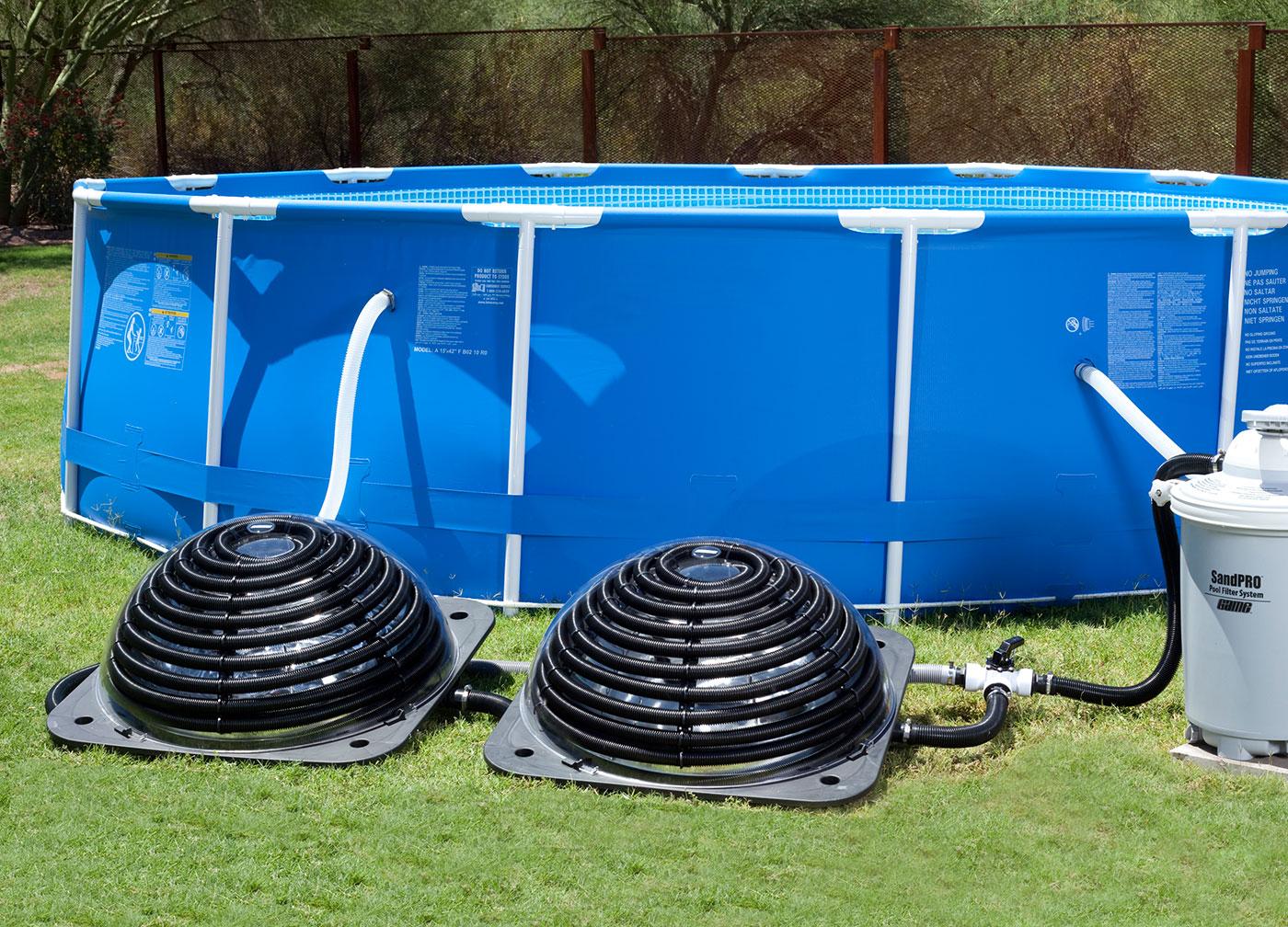 Solar Pool Heater