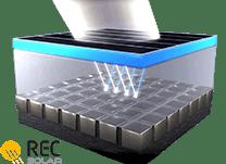 REC TP2SM72 PERC Mono solar cell