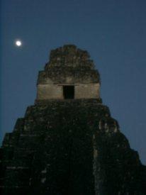 Ancient astronomical temple