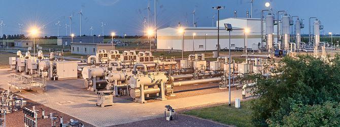 Leipzig: Erste Wasserstoff-Kaverne in Deutschland