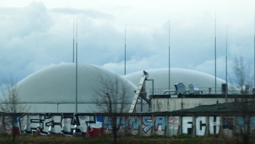 Magdeburg: Kombinierte Produktion von grünem #Wasserstoff und #Biogas