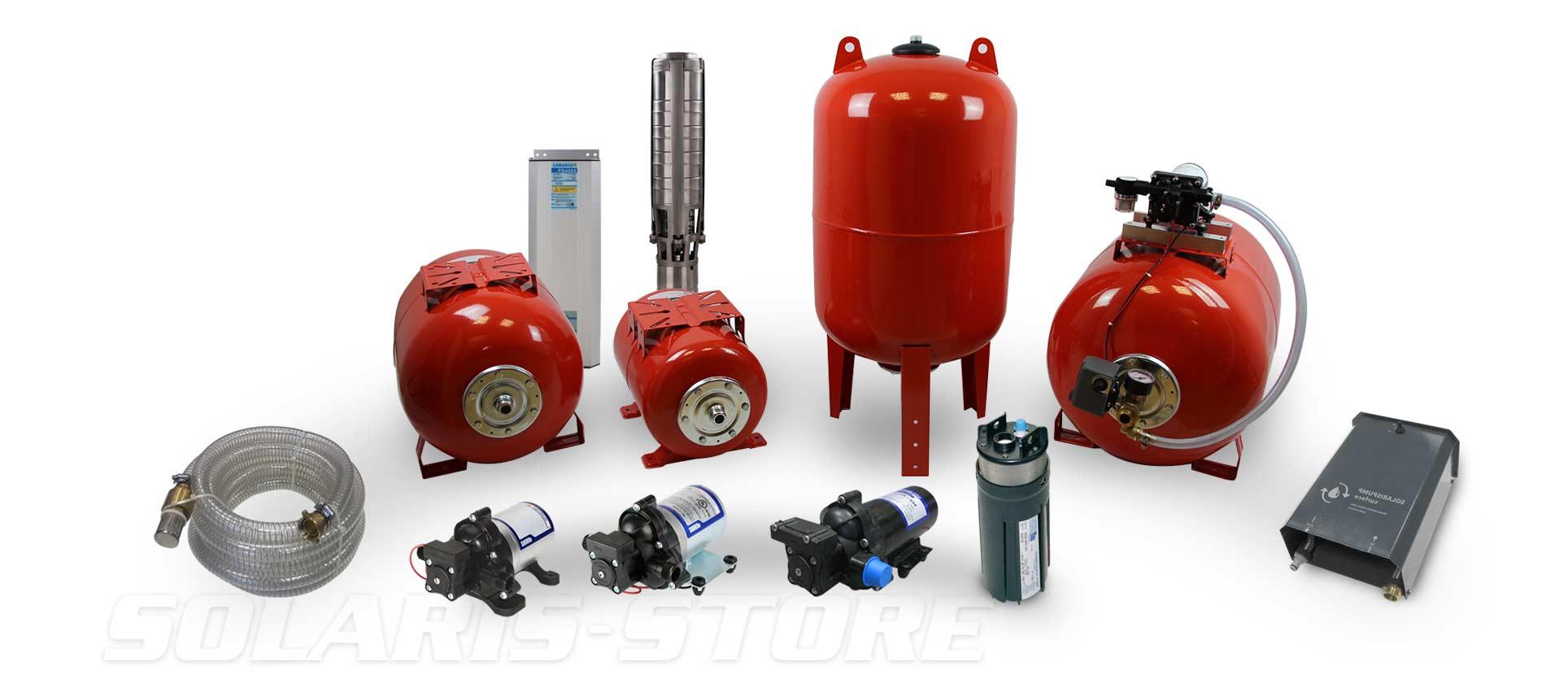 pompe a eau 12v et 24v gamme tarifs
