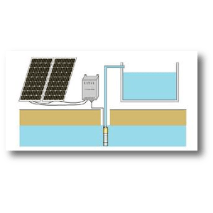 solar-water-pump Sunmaster - Solar street light