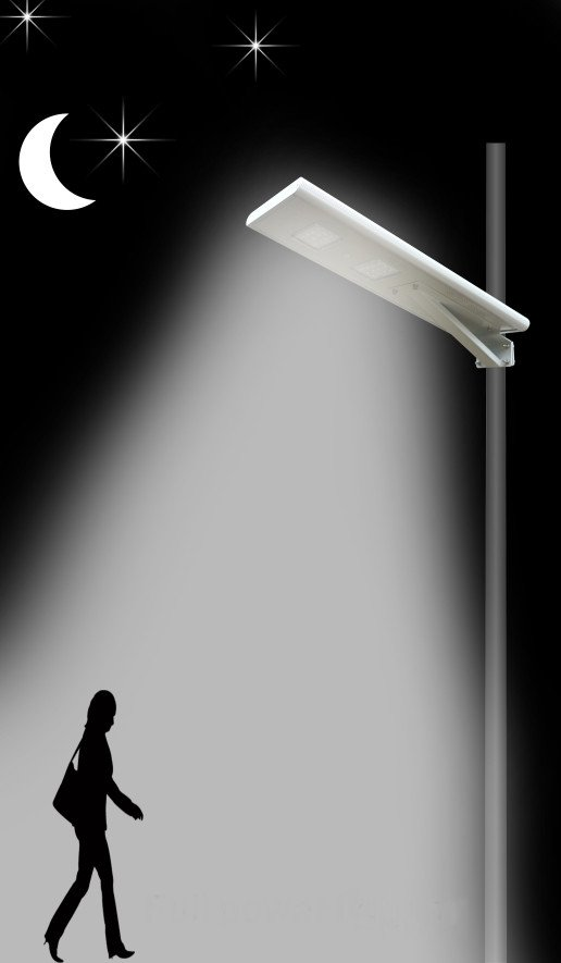 All-in-one-Function-3 All in one solar street light