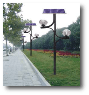 solar garden light product - Why SUNMASTER advises to use 24V for 40+W Solar LED System?