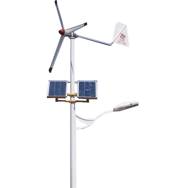 wind street light 2 - Solar wind street light