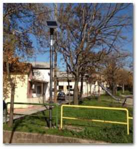 Greece2 277x300 - Solar Lights Solution Project