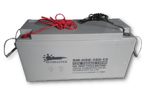 gel battery - Solar Lights Blog