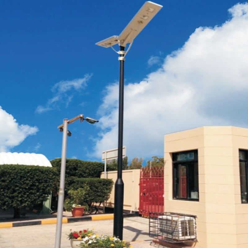 Gallery 06 - All in one solar street light