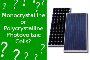 Monocrystalline or Polycrystalline - Solar Lights Blog