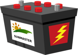 Battery Sunmaster - How to Calculate the Size of Solar Power Battery?