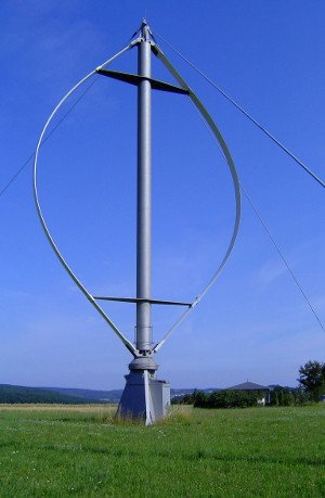 Vertical-Axis-Wind-Turbines- Vertical and Horizontal axis wind turbines