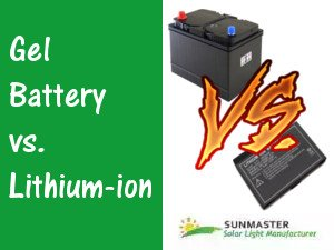 Gel Battery Vs Lithium Ion