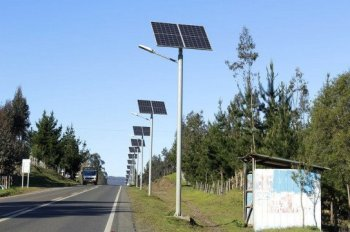 How to install solar street light - How to install solar street light