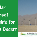 Solar Street Lights for the Desert - What Is Light Pollution?