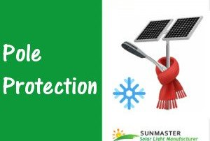 Pole Protection - Solar Lights Blog