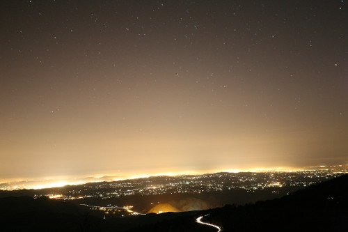 SkyGlow - What Is Light Pollution?