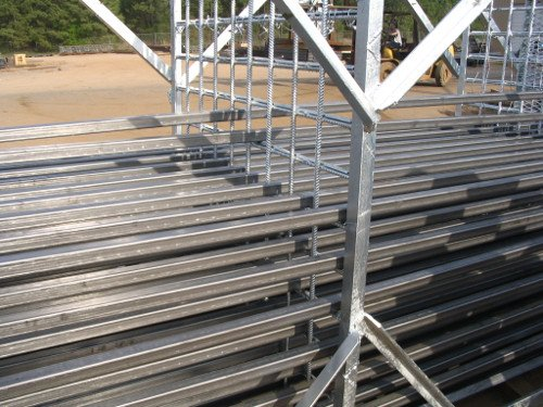 Thermal galvanization - Protection for outdoor lighting systems: Pole Protection