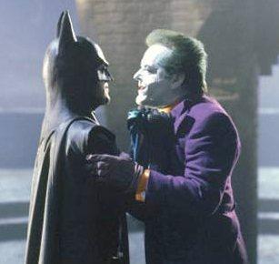 Batman and The Joker.