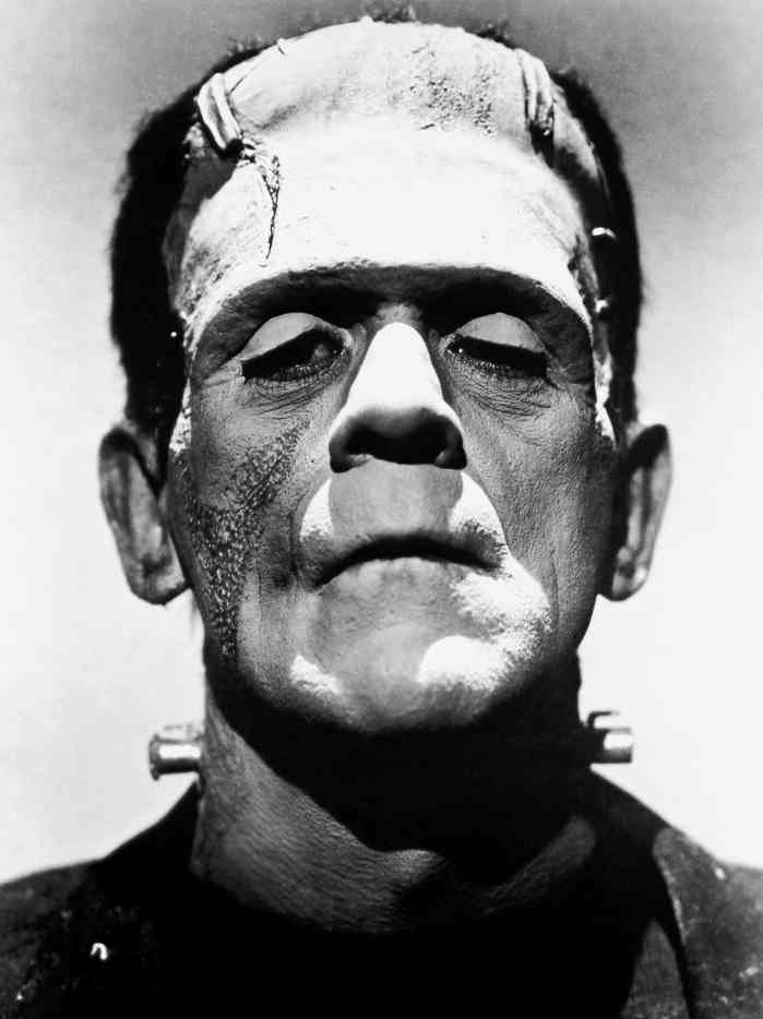 A Reanimated Frankenstein